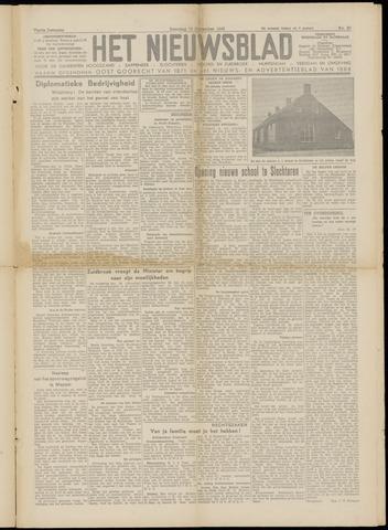 Het Nieuwsblad nl 1949-11-12
