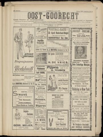 (Volksblad) Oost-Goorecht en Omstreken nl 1939-04-08