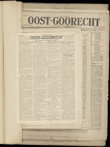 (Volksblad) Oost-Goorecht en Omstreken nl 1945-06-02