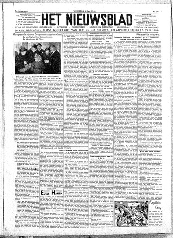 Het Nieuwsblad nl 1946-11-06