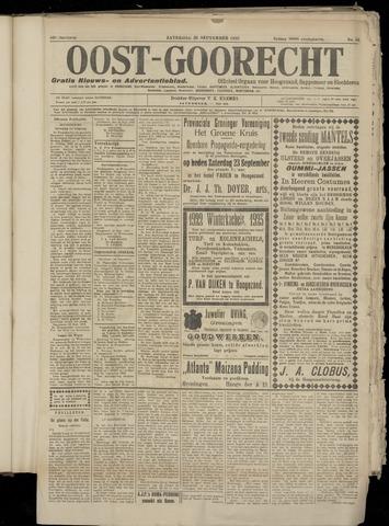 (Volksblad) Oost-Goorecht en Omstreken nl 1922-09-23
