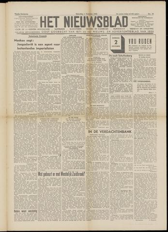 Het Nieuwsblad nl 1949-10-01