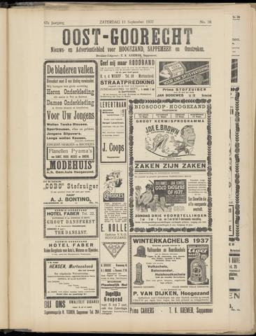 (Volksblad) Oost-Goorecht en Omstreken nl 1937-09-11