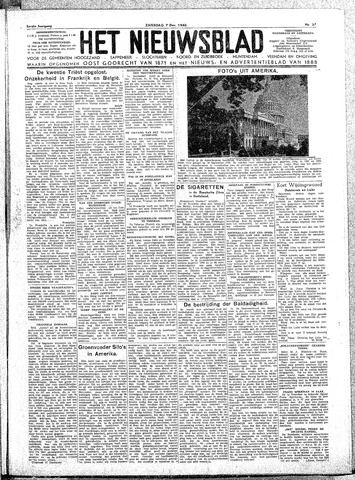 Het Nieuwsblad nl 1946-12-07