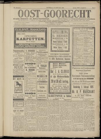 (Volksblad) Oost-Goorecht en Omstreken nl 1925-01-31