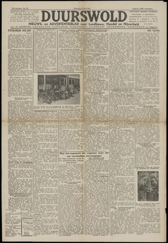 Nieuws- en Advertentieblad, Duurswold nl 1943-05-22