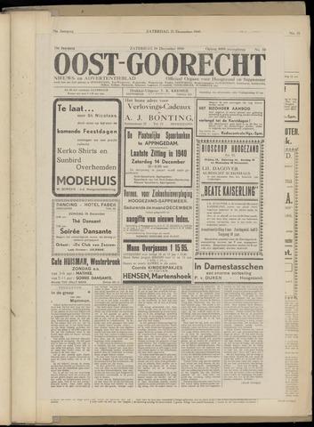 (Volksblad) Oost-Goorecht en Omstreken nl 1940-12-14