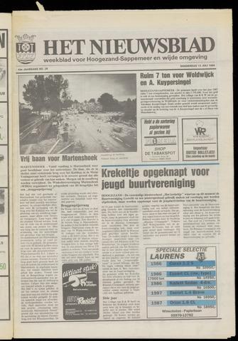 Het Nieuwsblad nl 1989-07-13