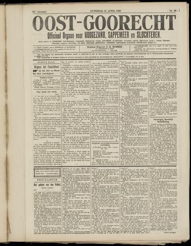 (Volksblad) Oost-Goorecht en Omstreken nl 1922-05-27