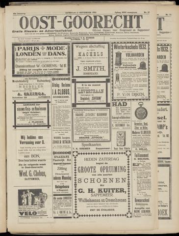 (Volksblad) Oost-Goorecht en Omstreken nl 1932-09-17