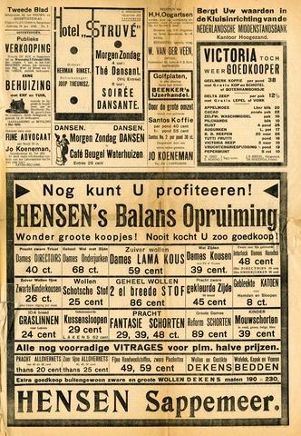 Nieuws- en Advertentieblad, Sappemeer nl 1936-01-18