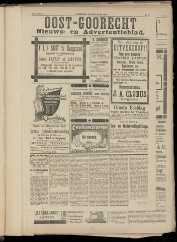 (Volksblad) Oost-Goorecht en Omstreken nl 1924-02-16