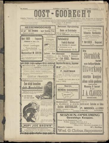 (Volksblad) Oost-Goorecht en Omstreken nl 1936-01-04