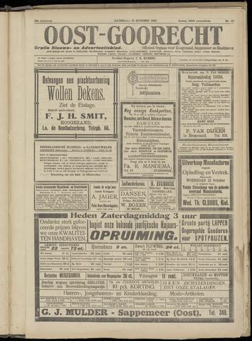 (Volksblad) Oost-Goorecht en Omstreken nl 1925-10-17