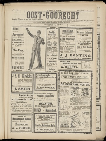 (Volksblad) Oost-Goorecht en Omstreken nl 1939-05-13