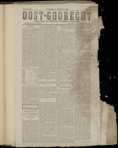 (Volksblad) Oost-Goorecht en Omstreken nl 1921-12-21