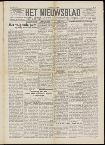 Het Nieuwsblad nl 1949-06-11