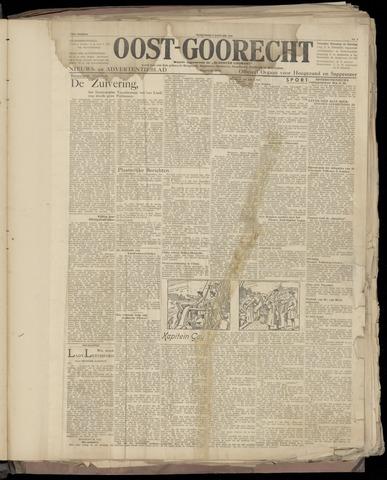 (Volksblad) Oost-Goorecht en Omstreken nl 1946-01-09