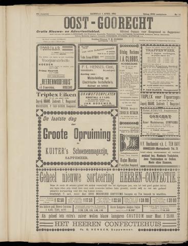 (Volksblad) Oost-Goorecht en Omstreken nl 1933-04-01