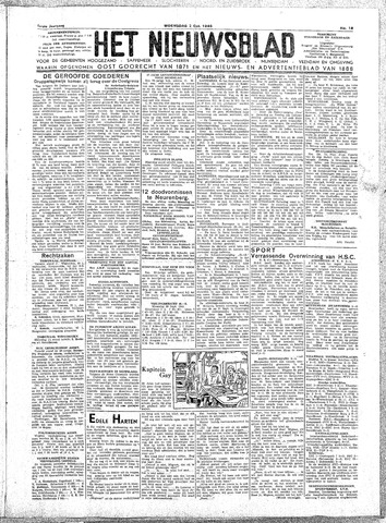 Het Nieuwsblad nl 1946-10-02