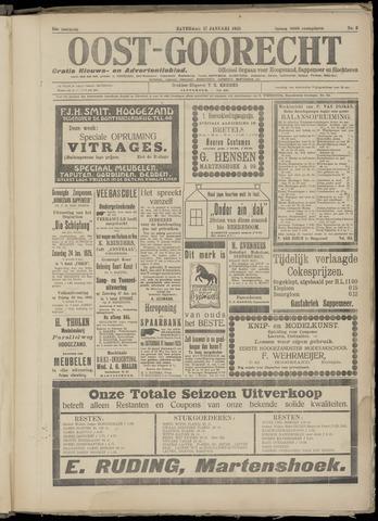 (Volksblad) Oost-Goorecht en Omstreken nl 1925-01-17