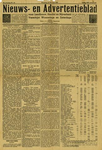 Nieuws- en Advertentieblad, Sappemeer nl 1942
