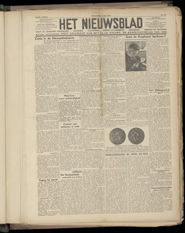 Het Nieuwsblad nl 1947-05-07