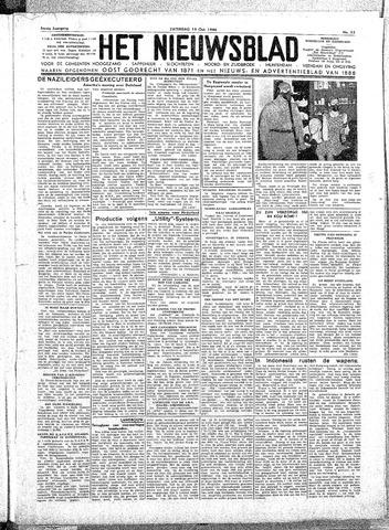 Het Nieuwsblad nl 1946-10-19