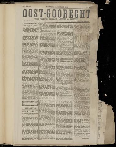 (Volksblad) Oost-Goorecht en Omstreken nl 1921-12-14