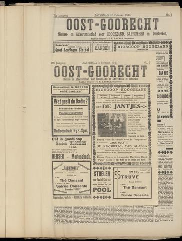 (Volksblad) Oost-Goorecht en Omstreken nl 1940-02-03