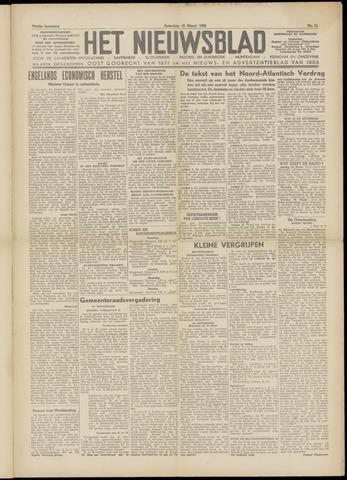 Het Nieuwsblad nl 1949-03-19