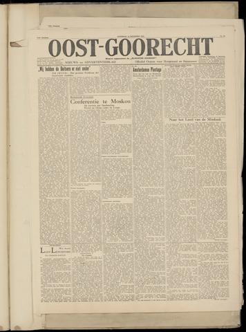 (Volksblad) Oost-Goorecht en Omstreken nl 1945-12-15