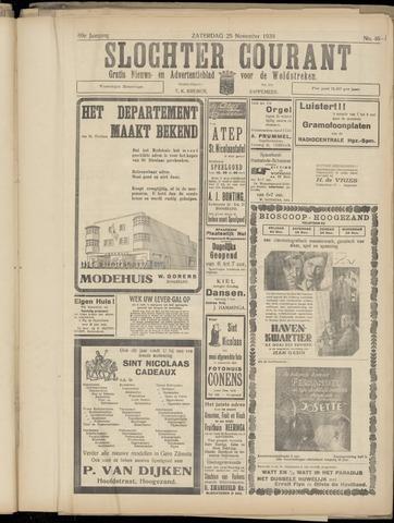 (Volksblad) Oost-Goorecht en Omstreken nl 1939-11-25