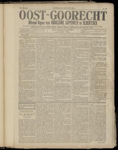(Volksblad) Oost-Goorecht en Omstreken nl 1921-08-13