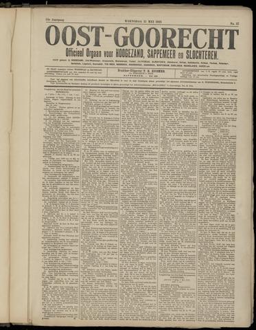 (Volksblad) Oost-Goorecht en Omstreken nl 1921-05-11