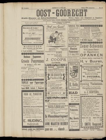 (Volksblad) Oost-Goorecht en Omstreken nl 1933-06-03
