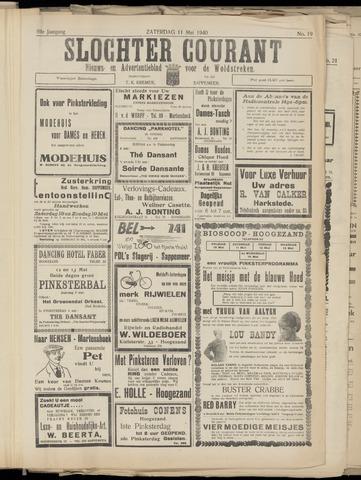 De Slochter Courant nl 1940
