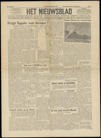 Het Nieuwsblad nl 1952-09-13
