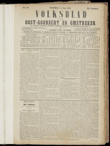 (Volksblad) Oost-Goorecht en Omstreken nl 1892-06-08