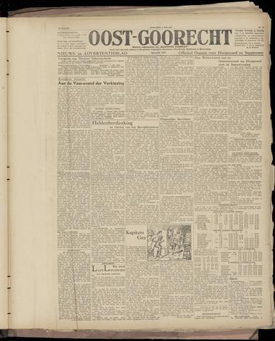 (Volksblad) Oost-Goorecht en Omstreken nl 1946-05-08