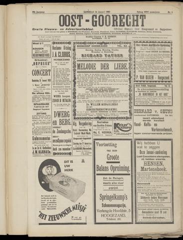 (Volksblad) Oost-Goorecht en Omstreken nl 1933-01-14
