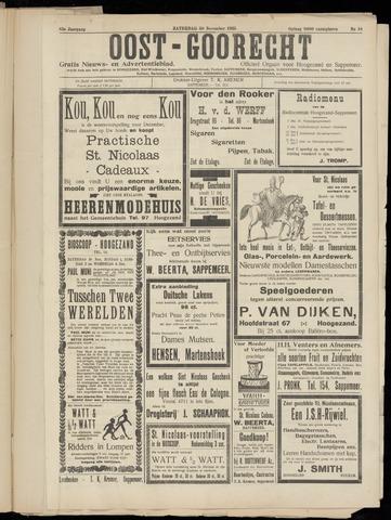 (Volksblad) Oost-Goorecht en Omstreken nl 1935-11-23