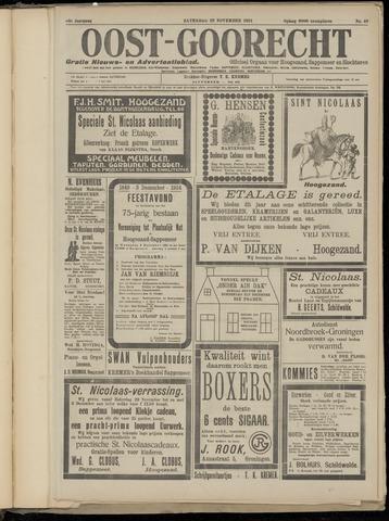 (Volksblad) Oost-Goorecht en Omstreken nl 1924-11-29