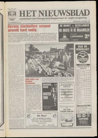 Het Nieuwsblad nl 1989-10-05