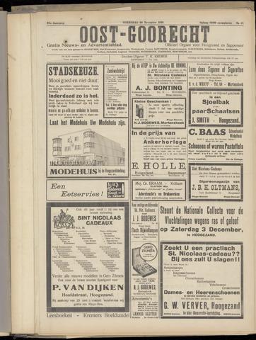 (Volksblad) Oost-Goorecht en Omstreken nl 1938-11-30