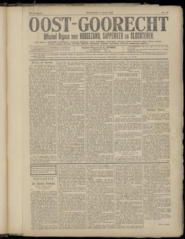 (Volksblad) Oost-Goorecht en Omstreken nl 1921-07-06
