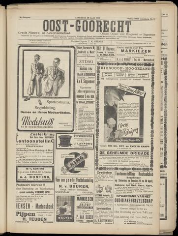 (Volksblad) Oost-Goorecht en Omstreken nl 1939-04-29