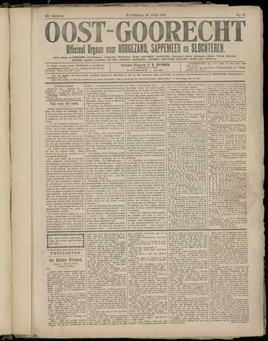 (Volksblad) Oost-Goorecht en Omstreken nl 1921-07-23