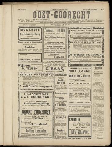 (Volksblad) Oost-Goorecht en Omstreken nl 1936-08-01