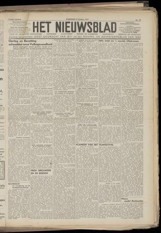 Het Nieuwsblad nl 1947-10-08